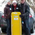 Das Stucki 2-Rad Center Team, vertreten durch Judith Raymann & Fritz Stucki.