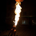 Feuerspucker Magic Klaus