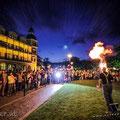 Feuershow Velden Kärnten