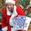 Weihnachtsmarkt Wolfsberg Zauberer Magic Klaus