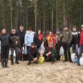 Прибытие смешанной группы (Нижневартовск, Радужный, Омск)