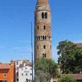 Der schiefe Turm von Caorle :-)