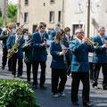 Défilé du 14 juillet 2011 à Sainte-Florine