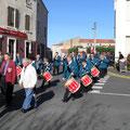 Défilé du 11 novembre 2011 à Jumeaux