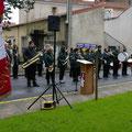 Journée nationale du souvenir de la déportation 2013 à Brassac-les-Mines
