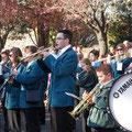 Défilé du 11 novembre 2011 à Brassac-les-Mines