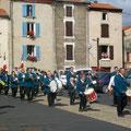 14 juillet 2012 à Sainte-Florine
