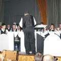 Concert de la Sainte-Cécile 2010 à Sainte-Florine, salle Maurice Bion