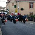 11 novembre 2012 à Brassac-les-Mines
