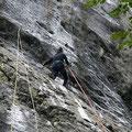Arrampicata. Rock Climbing. Slovenia