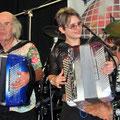 """Gala d'accordéon, Gilou et Karine en duo sur """"le bal de la marine"""""""