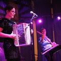 Thé dansant à la salle des fêtes de Sens (Karine et ses musiciens)