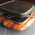 Raclette Ofen (Holz)