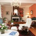 Chambres d'Hôtes, Tarn, Dourgne, La Boal, le salon