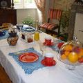 Chambres d'Hôtes, Tarn, Dourgne, La Boal, la salle à manger