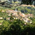 Chambres d'Hôtes, Tarn, Dourgne, La Boal, Vue de dourgne