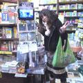 ヴィレッジヴァンガード下北沢店 PVも流れる特設コーナーが登場!