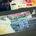 タワーレコードアリオモール蘇我店 店員さんがオススメ曲とか書いてくれてました♪
