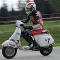 PK50XL Rennvespa Rene Sailer