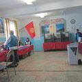 Wahlen in Kirgistan