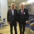 Gespräch mit dem Abgeordneten Veiko Spolitis
