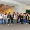 Mannheimer Schülerinnen und Schüler zu Gast im Reichstagsgebäude des Deutschen Bundestags