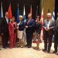 Egon Jüttner auf der Jahresversammlung der Parlamentarischen Versammlung der OSZE in Baku/Aserbaidschan