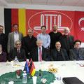 Egon Jüttner beim Besuch des Instituts für Integration und interreligiösen Dialog