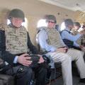 Egon Jüttner in Afghanistan