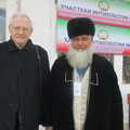 Egon Jüttner als Wahlbeobachter für die OSZE in Tadschikistan