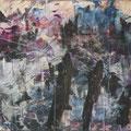 "Anja Kühnrich-Wilke, ""09"", 2009 Acryl auf Leinwand, 120 x 160 cm"