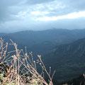 Nube reveladora. Foto de Silverio Sánchez Corredera, 2014.