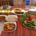 Dahabiya ABUNDANCE - Meals
