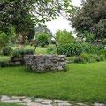 Jardín de La Silvestre tras nuestro trabajo.