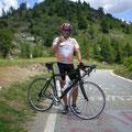 3.Tour: Passhähe des Passo del Mortirolo