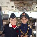 Niños y niñas guatemaltecos cumplieron sus sueños al haber piloteado un avión en el Aeropuerto La Aurora, zona 13 capitalina de Guatemala. Delta Airlines y Fondo Unidos fueron los organizadores de esta experiencia en los aires.