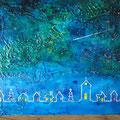 フレスコ画「クリスマス」