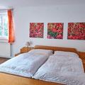 Schlafzimmer FEWO Ahorn