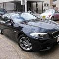 BMW 5 ボディーコーティング HID