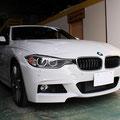 BMW3(F30) レーダー取り付け