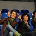 Die Belinda-Fans schauen voller Zuversicht der Fed Cup Begegnung gegen Frankreich entgegen