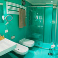 The Green Bathroom
