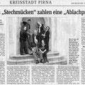Sächsische Zeitung, 13.11.2009
