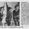 Sächsische Zeitung, 07.01.2010