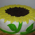 "Торт ""Подсолнух"", 2 кг"