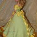 Барби в зелёном, 3 кг