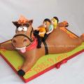 Загнанная лошадь, 5 кг