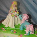 Принцесса и Пони, 2,5 кг