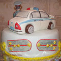 Торт милиционеру, 4 кг