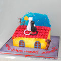 Торт на предложение руки и сердца, 3,6 кг